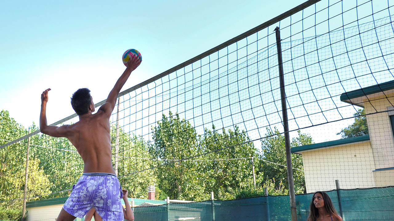 attività sportive beach volley