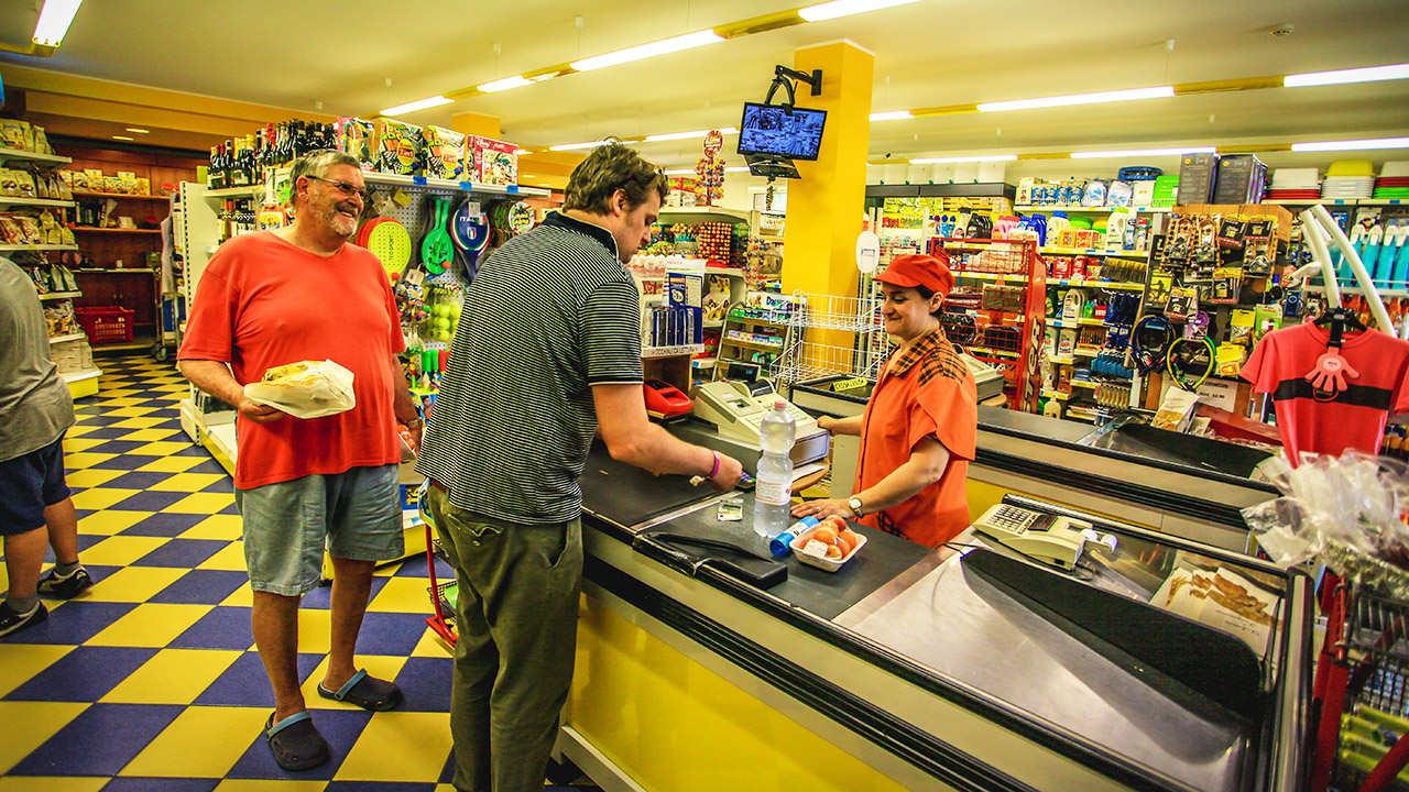 supermercato a jesolo