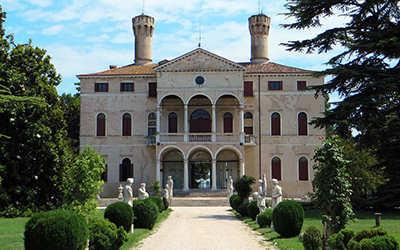 Itinerari del gusto Castello di Roncade