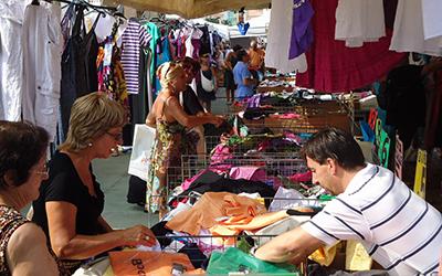 mostre ed eventi mercato settimanale