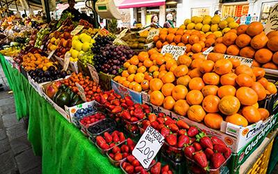 mostre ed eventi mercato agricolo
