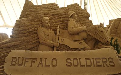 mostre ed eventi sculture di sabbia